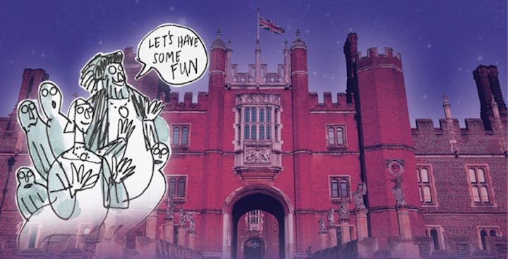 halfterm-hamptoncourt-ghosttours