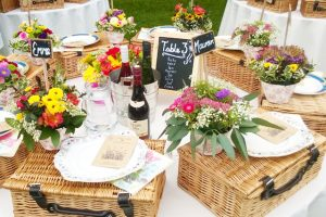 Luxury picnic hampers by the Little Picnic Company