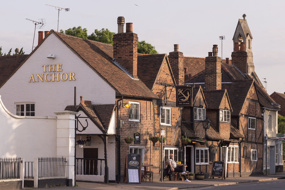 The Anchor Ripley Surrey Restaurant And Pub Review By