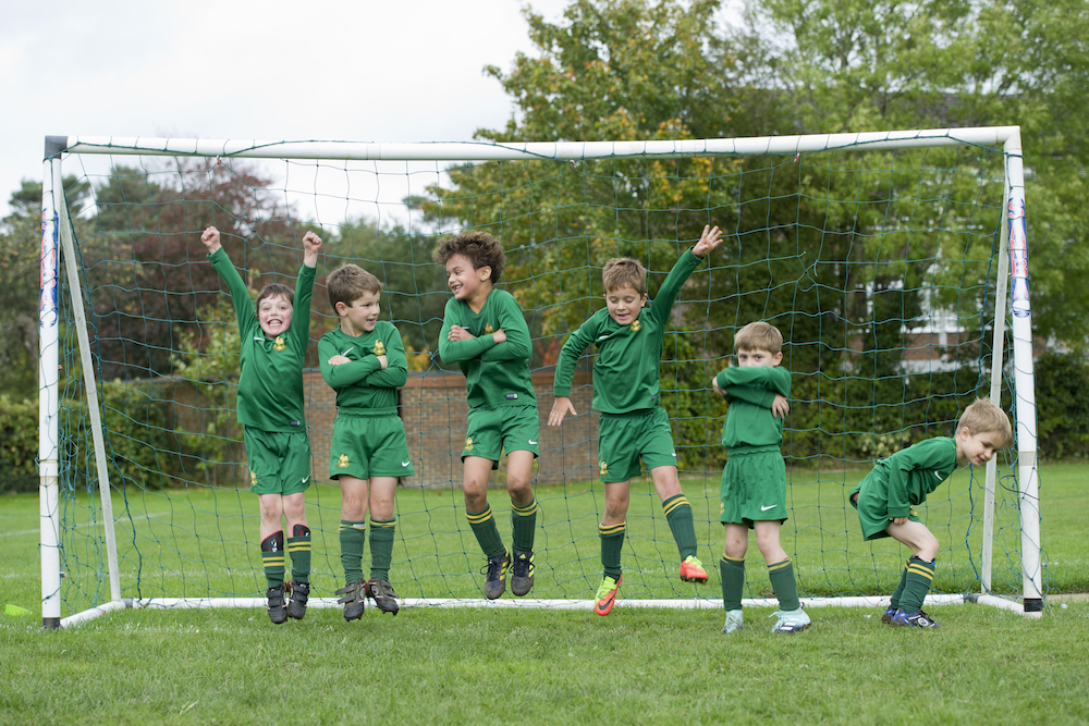 Chinthurst School in Tadworth, Surrey - reviewed by Muddy