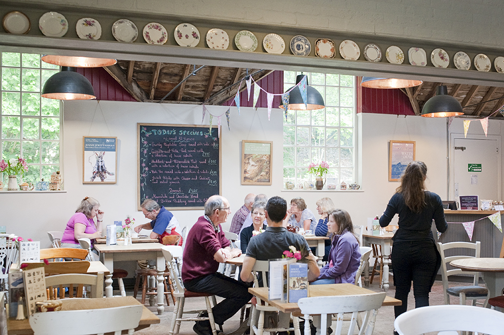 Watts Gallery Tea room, Compton Surrey