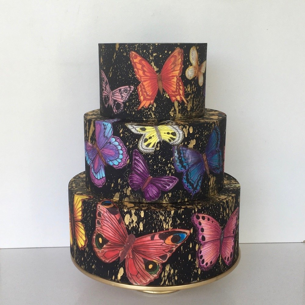 Edible Art Naomis Bakehouse Muddy Stilettos