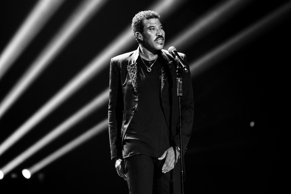 Lionel Richie, Hampton Court Palace Festival, 2021