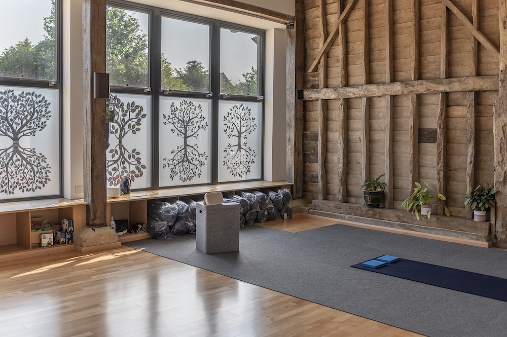The Barn, Surrey Hills Physiotherapy Health and Wellbeing, studio, Denbies