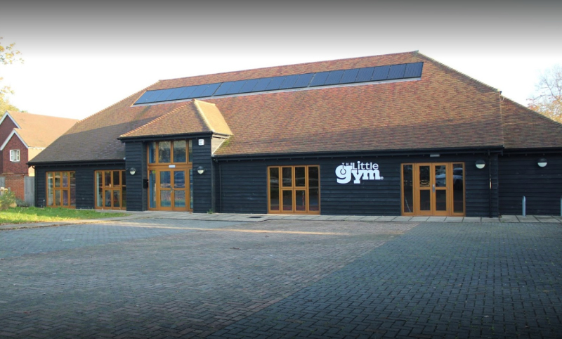 The little gym, godalming