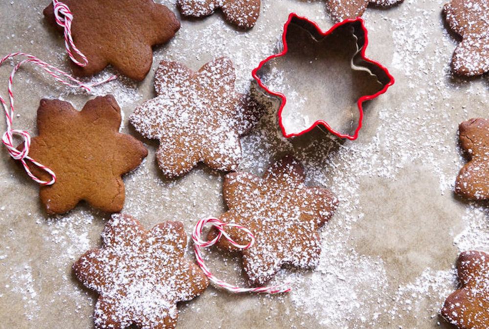 Laura Scott's Spiced Christmas biscuits
