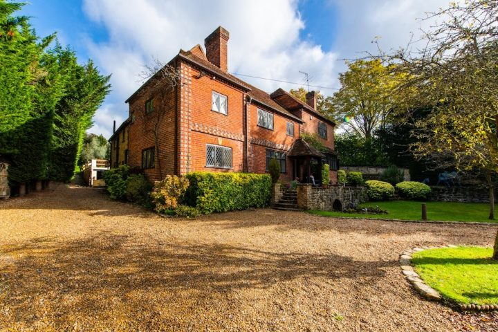 Tanyards Farm, Shamley Green, Guildford, Surrey - for sale - Sir Richard Branson former home - Sotheby's International Realty.