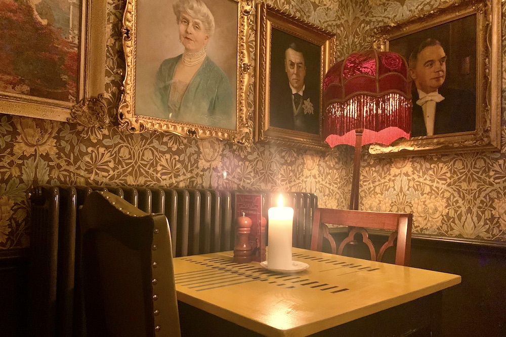The Cosy Club, Guildford, Surrey