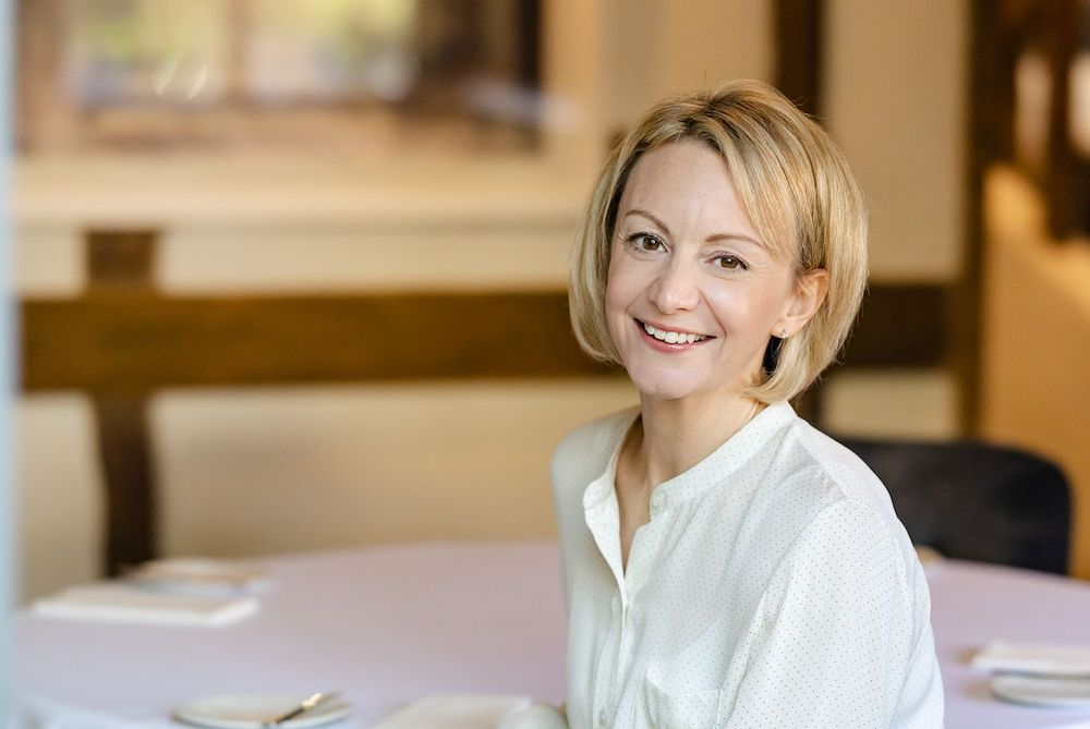 Laura Drake - Co-founder of Sorrel restaurant in Dorking and Director at Fetcham Park near Leatherhead