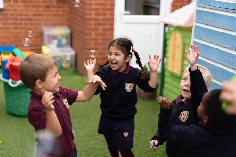 Rydes Hill Prep School and Nursery, Guildford
