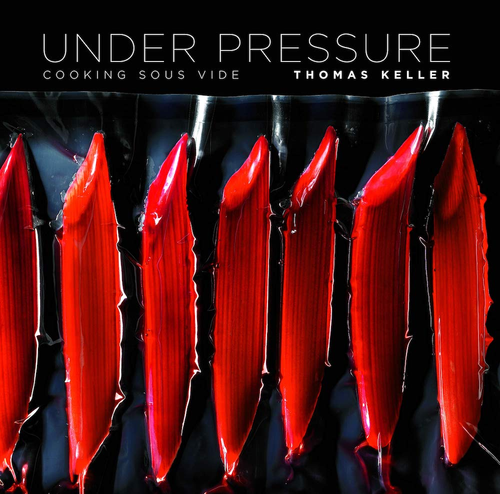 Under Pressure by chef Thomas Keller owner of The French Laundry in the Napa Valley, California.